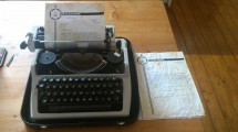 Letters from 1971
