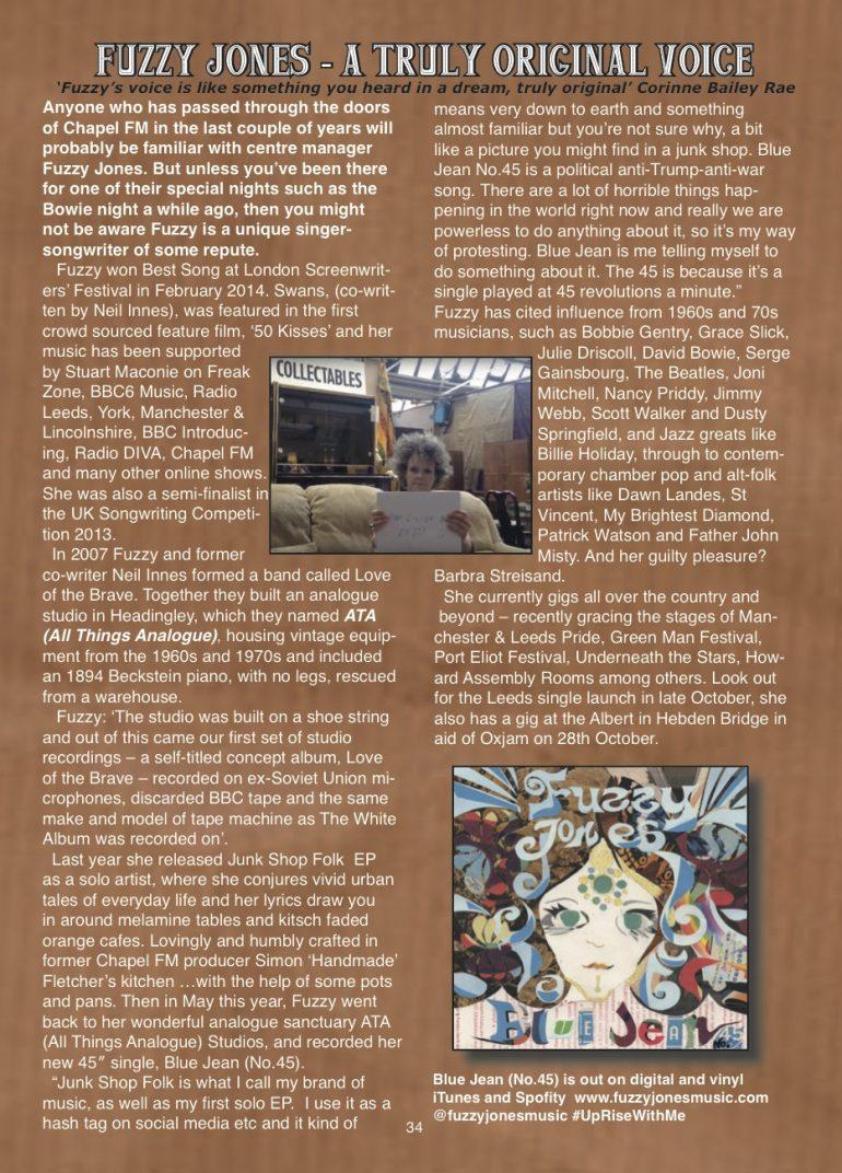 East Leeds Magazine - Oct '17