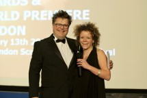 London Screenwriters' awards ceremony