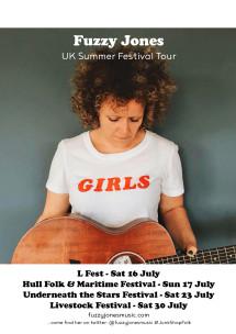 UK Summer Festival Tour - 2016