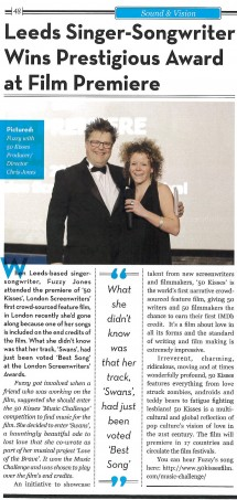 North Leeds Life article