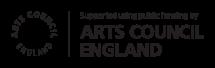 Arts Council England Logo link