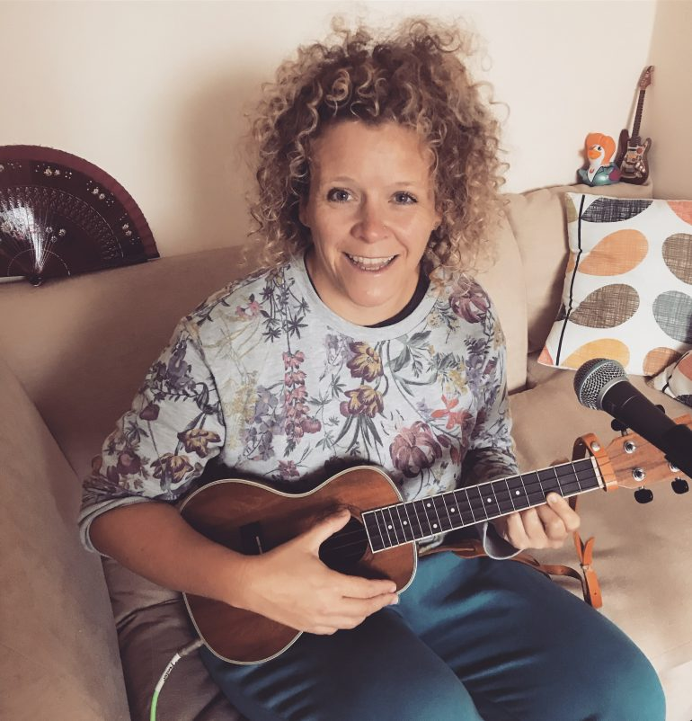 Community Music and Wellbeing